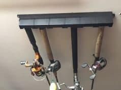 rapala fishing rod organizer holder