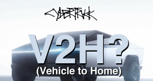 cybertruck v2h - will it be possible?