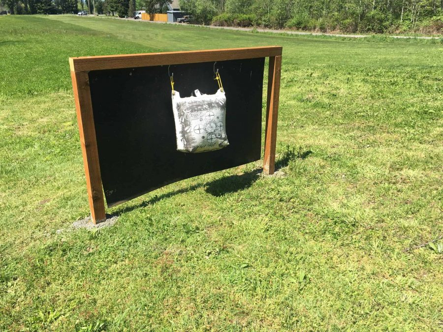Archery Backstop – Step by Step DIY and Lessons Learned