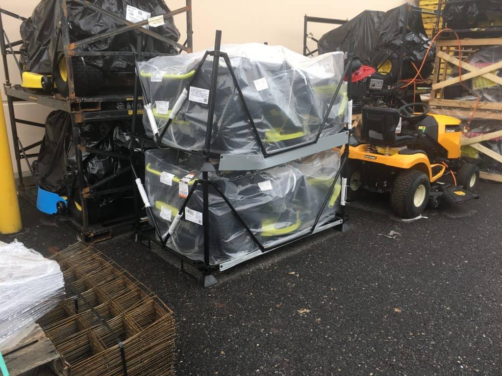 ryobi electric zero turn mower