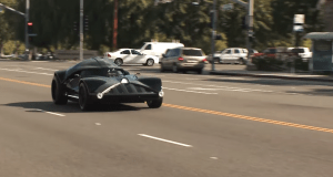 darth vader's car - full-size and driveable