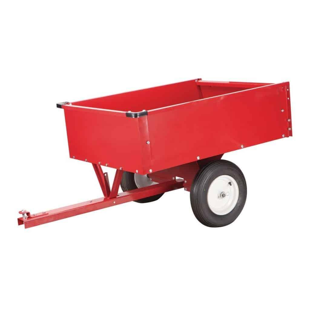 haulmaster trailer cart