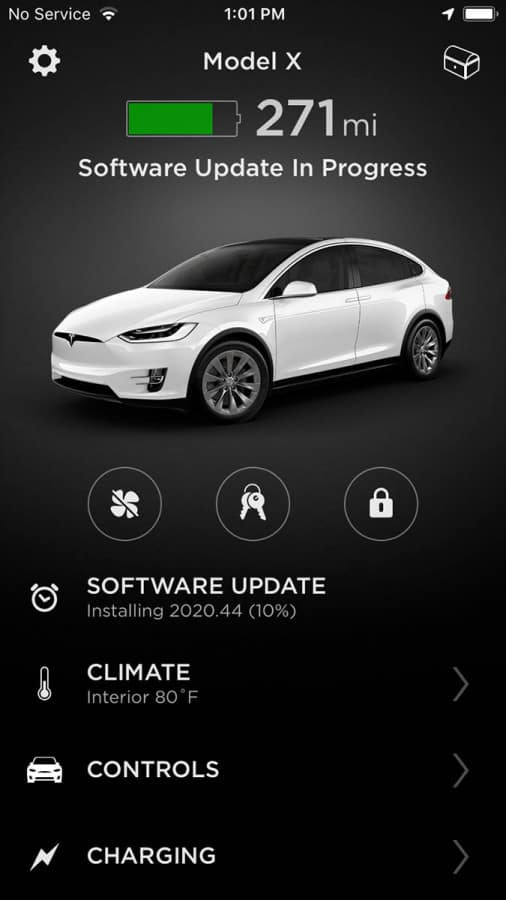 How to Install Tesla Software Update